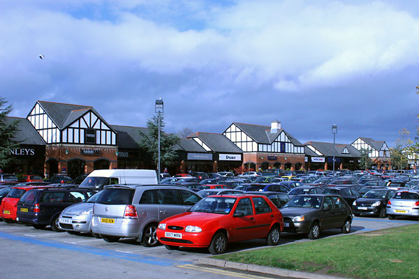 Cheshire Oaks Retail Outlet